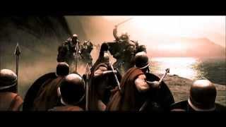 300 спартанцев (Клип, авторская песня)