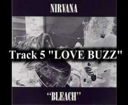 Nirvana - Love Buzz