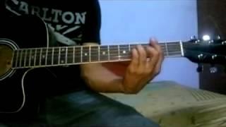 Hai junoon guitar chords strumming lesson New York