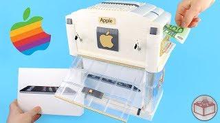 The LEGO Apple iPad Vending Machine