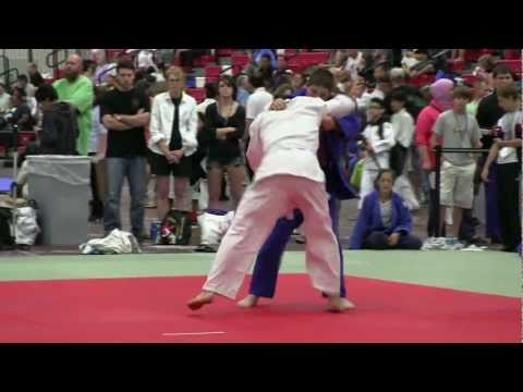 2011 USJF/USJA Jr. National Judo Championship Highlights