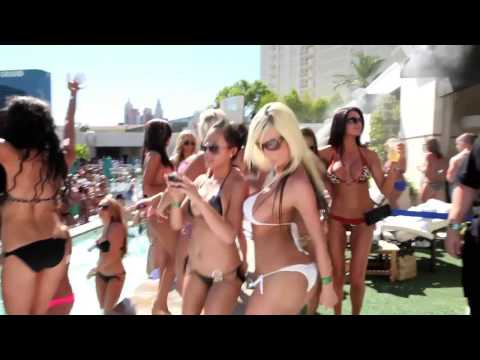 Wet Republic, Las Vegas Pool Parties 2014 - Unravel Travel TV