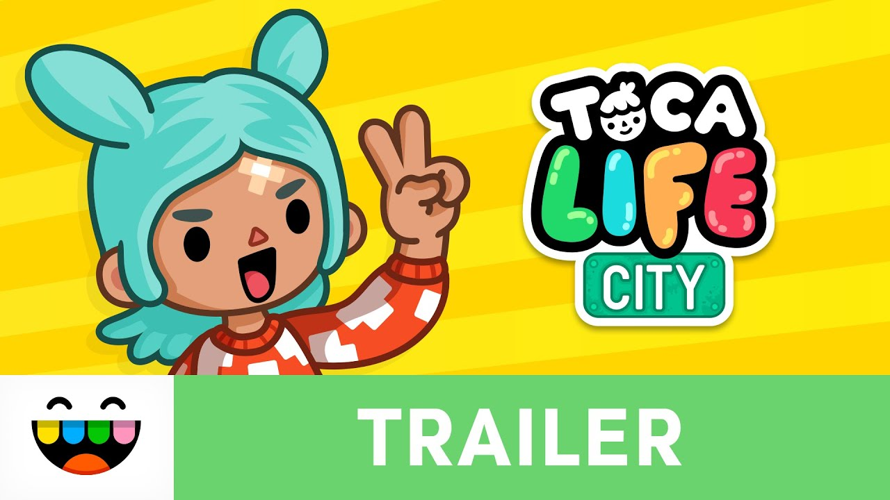 Everyday Adventures in Toca Life: City | Gameplay Trailer | @TocaBoca