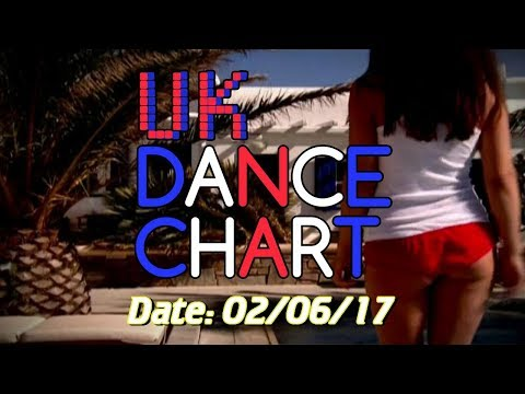 UK TOP 40 - DANCE SINGLES CHART (02/06/2017)
