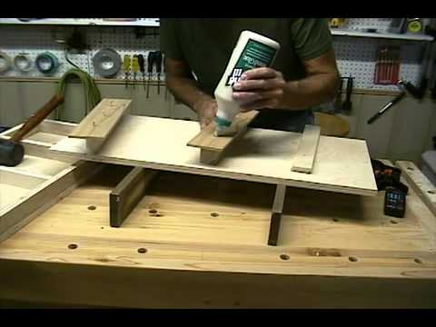 Building a Bench Hook - The Down to Earth Woodworker