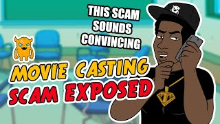 Movie Casting Scam EXPOSED - Ownage Pranks