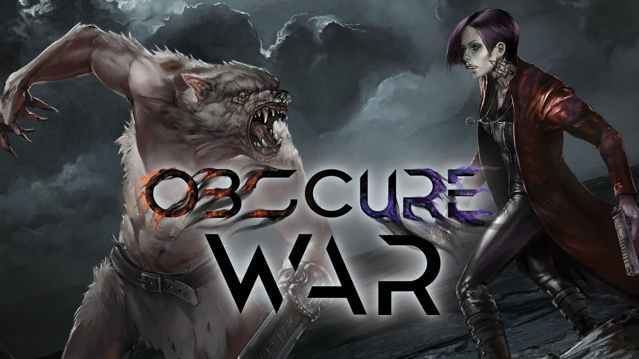 A part of the Obscure War universe