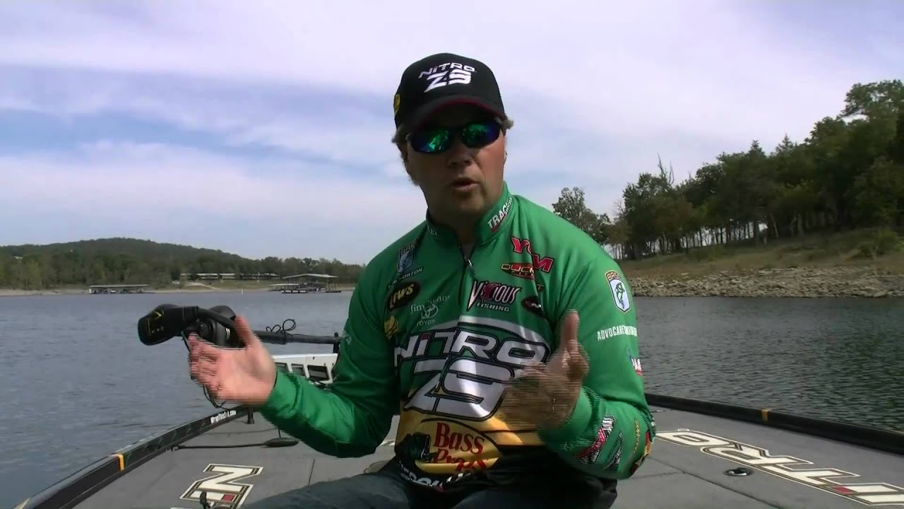 Tim horton and five favorite lures youtube for Tim horton fishing