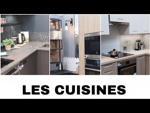 ARRIVAGE LEROY MERLIN - LES CUISINES