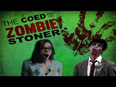 UK EXCLUSIVE - The Coed and The Zombie Stoner - Catherine Annette Interview