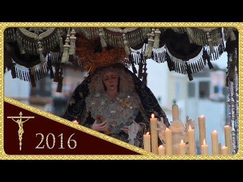 María Stma. de la Estrella en el Altozano - Hermandad de la Estrella (Semana Santa Sevilla 2016)