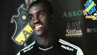 Kwame Karikari Har Anlänt Till AIK