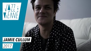 EN COULISSES - Jamie Cullum commente sa venue en 2014 - Jazz à Vienne 2017