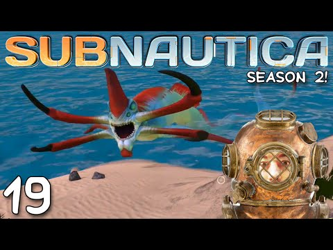 "Subnautica Gameplay S02E19 - ""ISLAND OF DEATH!!!"" 1080p PC"