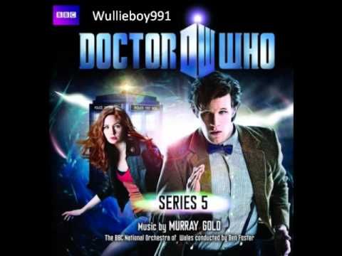 Doctor Who Series 5 Sound Track 36 - Emotions Get The Better Of Him (Disc 2) BONUS TRACK