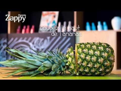 banane-ananas-à-l'avocat-et-au-yaourt