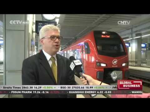 Hungary - Serbia Railway׃ China's international infrastructure cooperation