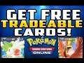 How To Get Unlocked/Tradeable Cards in Pokemon TCG Online