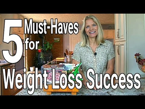 5 Things You Need for Long Term Weight Loss Success