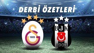 Galatasaray 2 - 0 Beşiktaş Maç Özeti 29 Nisan 2018
