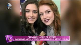 """Teo Show (19.10.2018) - Ioana Ignat, provocata sa recunoasca piesa! """"Test de vedeta!""""Partea 6"""