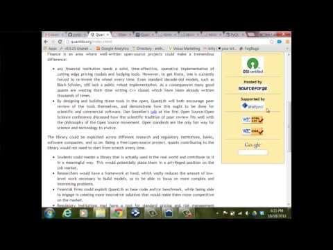 PyQL and QuantLib: A Comprehensive Finance Framework