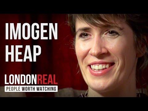 Imogen Heap - Future Music - PART 1/2 | London Real