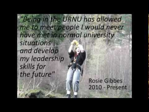 Oxford URNU Recruitment Video 2012