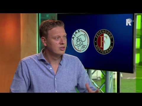 Dijkhuizen: 'Voor Feyenoord staat er niet veel druk op'