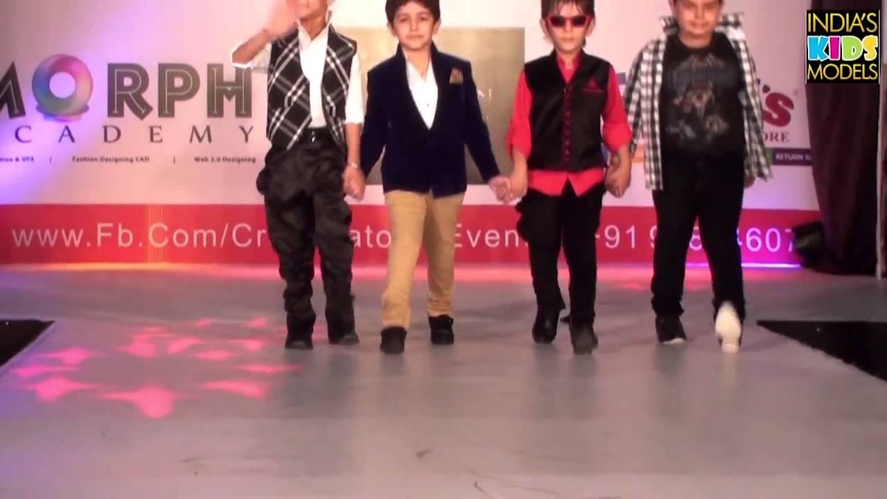 India S Kids Models Baby Show Kids Fashion Show Chandigarh Info