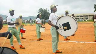 NYSC-FCT ABUJA MARSHAL BAND PERFORMING GAME OF THRONES THEME SONG