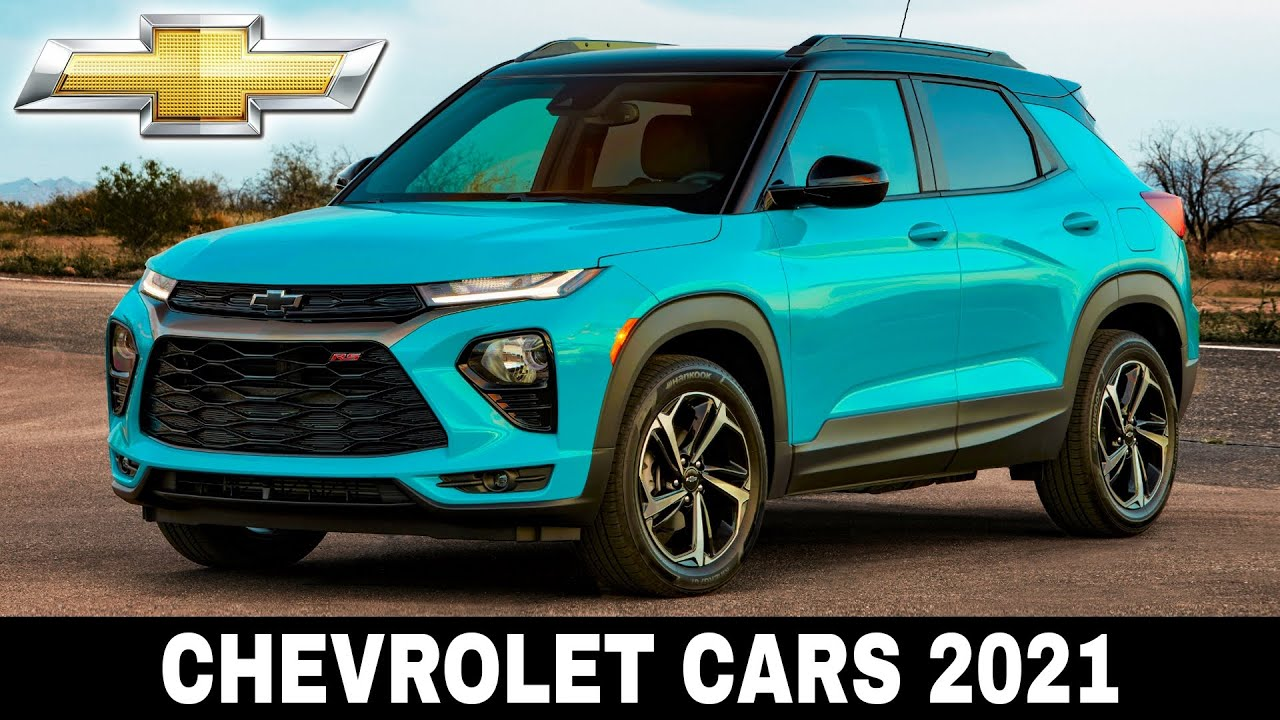 8 New Chevrolet Models In 2021 Even More Suvs And Trucks Replacing Cars Youtube