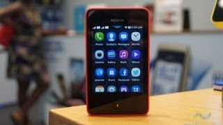 видео Nokia Asha 501
