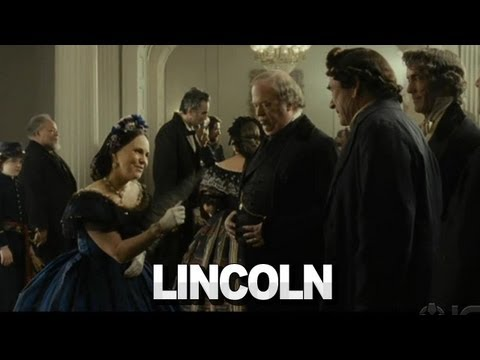 "Lincoln - ""Mary Todd Lincoln and Thaddeus Stevens at the Ball"" Clip"