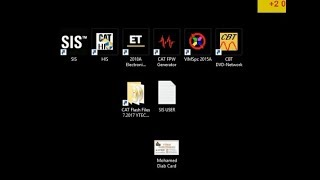 [2019] CATERPILLAR DEALER LAPTOP SIS + ET + FLASH FILES + FACTORY PASSWORD + TRIM FILES + HIS + VIMS