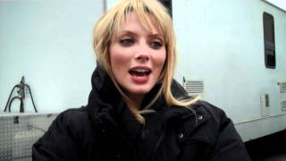 Repeat youtube video Exclusive: April Bowlby on the Drop Dead Diva Set Season 3