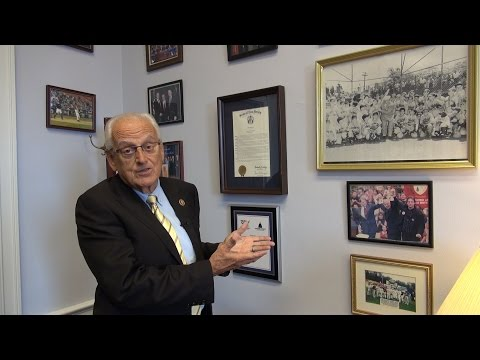 Office Space: Bill Pascrell's Paterson Park