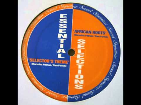 Marsellus Pittman* / Theo Parrish - African Roots