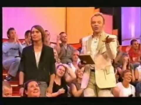 Mark Owen - Graham Norton Show (2/3) - 2003
