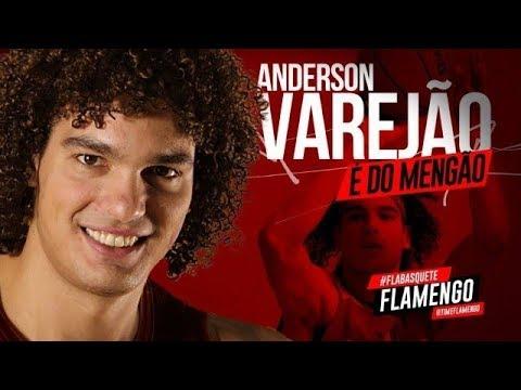 Coletiva de Imprensa - Apresentação de Anderson Varejão - 18/01/2018