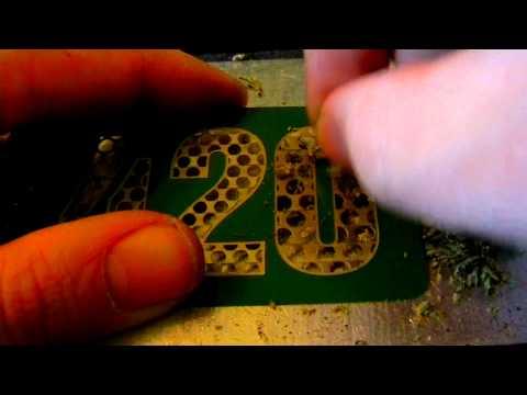 Grim Reefer - V Syndicate Grinder Card