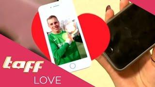 SMART DATE: Maja findet pikante Details in den Handys der Jungs   taff Love   ProSieben