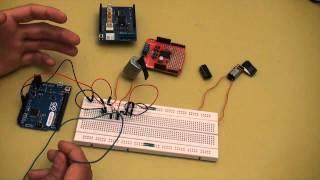 Arduino Tutorial: Kapitel 3.4.1: Der Gleichstrommotor  (1/3)