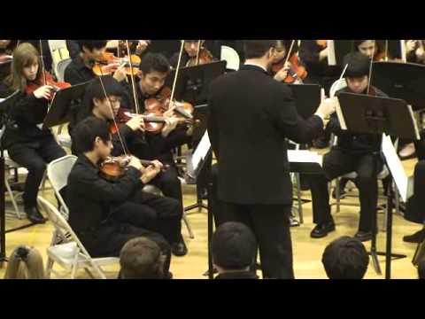 Skyview Junior High School Winter Concert Dec 12 2012 Part 1