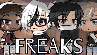 Freaks | Gacha Life Mini Movie | Gay
