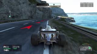Project CARS PS4: Gameplay Azure Coast/Formule B