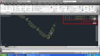 Generar cuadro de construccion y acotamiento de un plano en CivilCAD