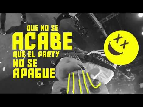 ILEGALES - Tamo Happy [Lyric Video]