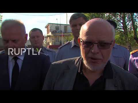 Russia: 'Prisoner's lawyer will be provided with protection' – prison torture scandal