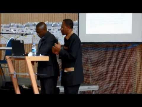 Dr  Paul K  FOKAM Le Cameroun, un Havre d´Opportunités, Challenge Camerounais, Berlin mai 2013